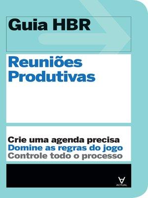 cover image of Reuniões Produtivas
