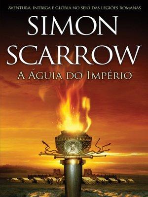 cover image of A Águia do Império