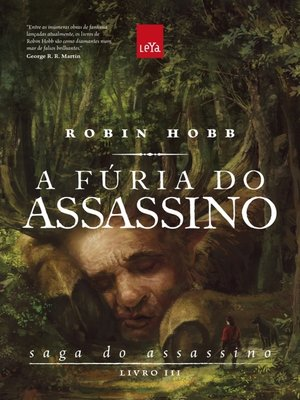 cover image of A fúria do assassino