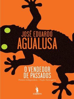 cover image of O Vendedor de Passados
