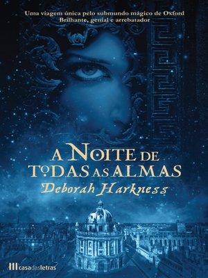 cover image of A Noite de Todas as Almas