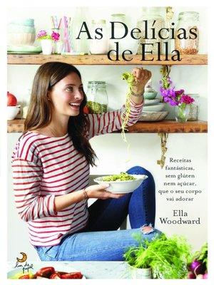 cover image of As Delícias de Ella