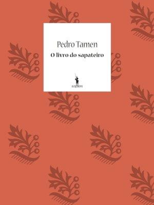 cover image of O Livro do Sapateiro