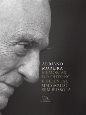 cover image of Memórias do Outono Ocidental--Um Século sem Bússola