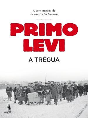 cover image of A Trégua