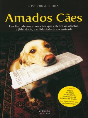 cover image of Amados Cães