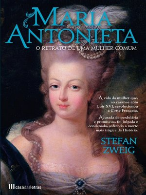 cover image of Maria Antonieta
