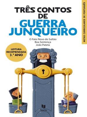 cover image of Três Contos de Guerra Junqueiro