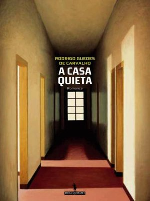 cover image of A Casa Quieta