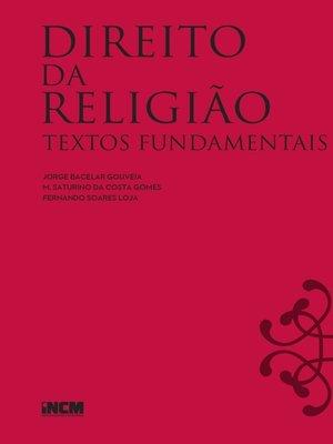 cover image of Direito da Religião
