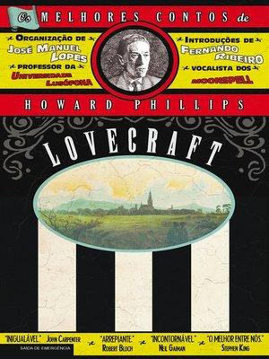cover image of Os Melhores Contos de H.P. Lovecraft--Volume 1