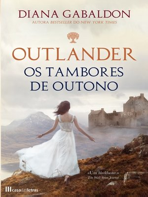 cover image of Outlander 4--Tambores de Outono