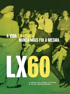 cover image of Lisboa, Anos 60