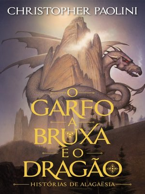 cover image of O Garfo, a Bruxa e o Dragão