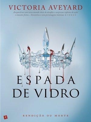cover image of Espada de Vidro
