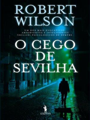 cover image of O Cego de Sevilha