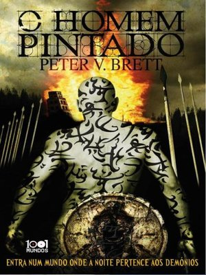 cover image of O Homem Pintado