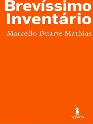 cover image of Brevíssimo Inventário