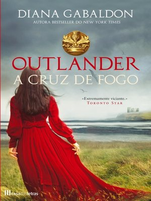 cover image of Outlander V--A Cruz de Fogo