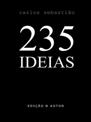 cover image of 235 IDEIAS