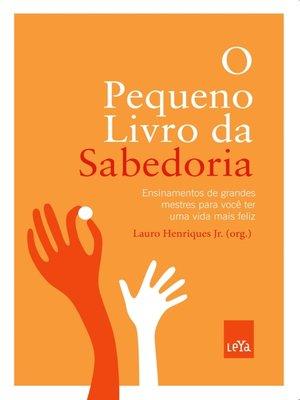cover image of O Pequeno Livro da Sabedoria