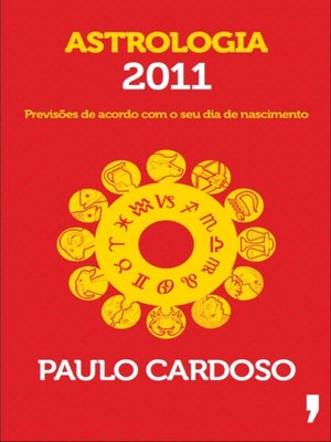 cover image of Astrologia 2011