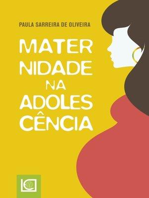 cover image of Maternidade na Adolescência