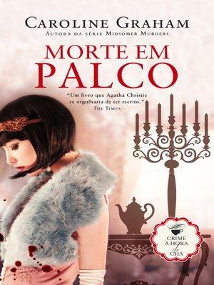 cover image of Morte em Palco