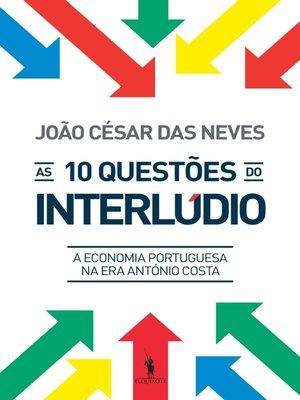 cover image of As 10 Questões do Interlúdio
