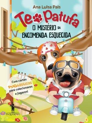 cover image of Teo Patufa 1--O Mistério da Encomenda Perdida