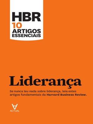 cover image of Liderança