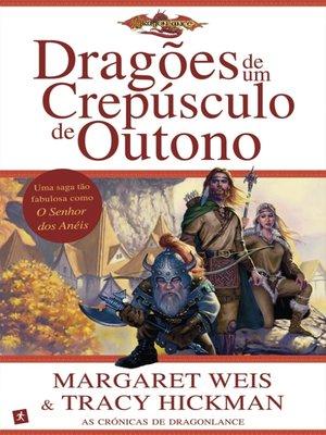 cover image of Dragões de um Crepúsculo de Outono
