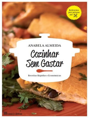 cover image of Cozinhar Sem Gastar