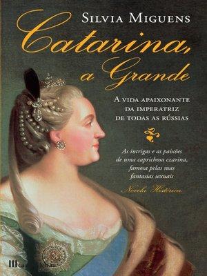 cover image of Catarina, a Grande