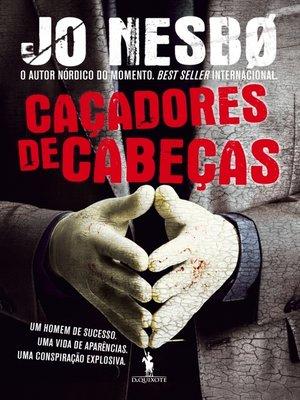 cover image of Caçadores de Cabeças