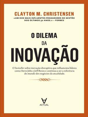 cover image of O Dilema da Inovação