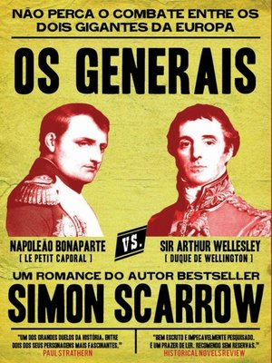cover image of Os Generais