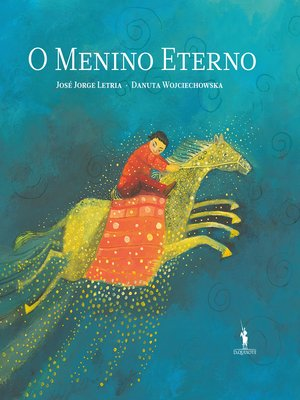cover image of O Menino Eterno