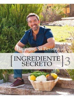 cover image of Ingrediente Secreto 3