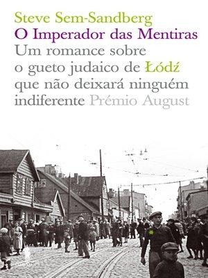 cover image of O Imperador das Mentiras