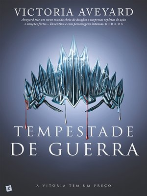 cover image of Tempestade de Guerra