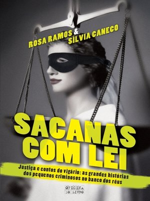 cover image of Sacanas com lei