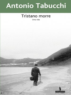 cover image of Tristano morre