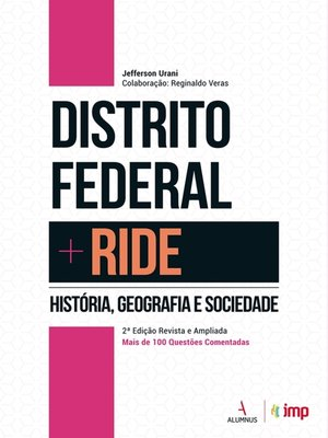 cover image of Distrito Federal + RIDE