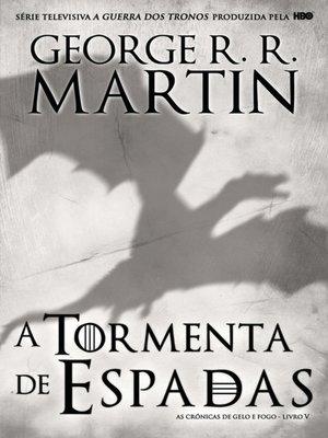 cover image of A Tormenta de Espadas