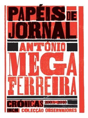 cover image of Papéis de Jornal