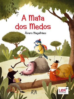 cover image of A Mata dos Medos