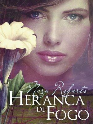 cover image of Herança de Fogo