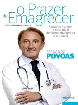 cover image of O Prazer de Emagrecer
