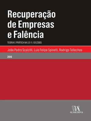 cover image of Recuperação de Empresas e Falência